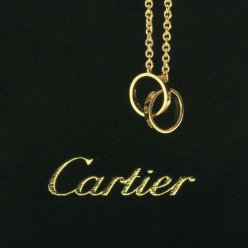 AAA Cartier Love yellow gold chain necklace B7212400
