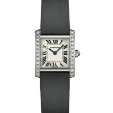 AAA Cartier Tank Francaise dames de diamants montres WE100231