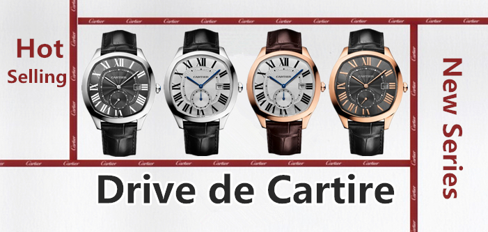 replik drive de cartier