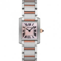 AAA Cartier Tank Francaise donna Orologi W51007Q4 bicolore