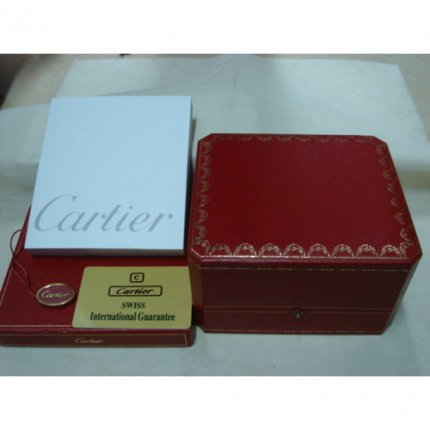 Big deluxe box for Cartier watches
